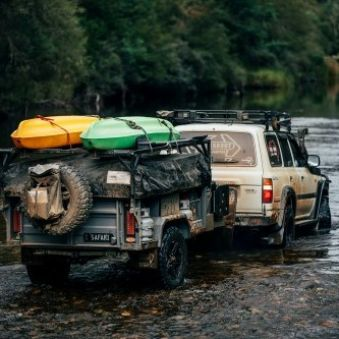 Off-road Camper Trailers Manufacturer