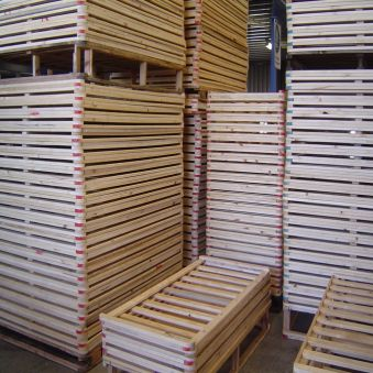 Manufacturing Timber Products