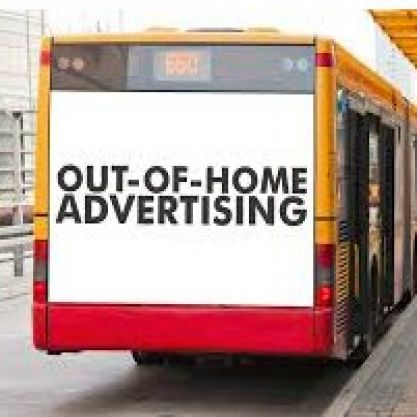 OoH automotive advertising